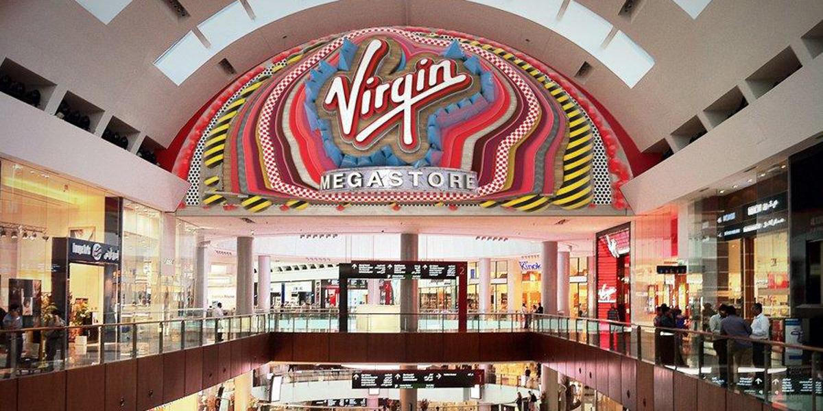 Virgin-Arch-Dubai-Mall